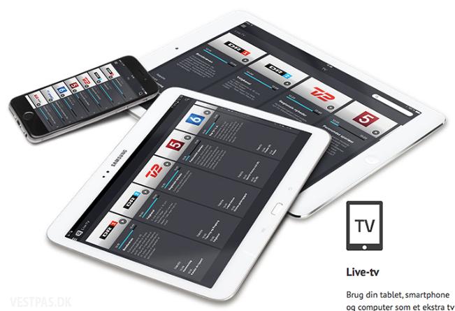 Canal Digital parabol tv